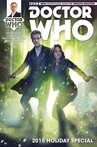 Doctor Who No.16: The Twelfth Doctor Holiday Special