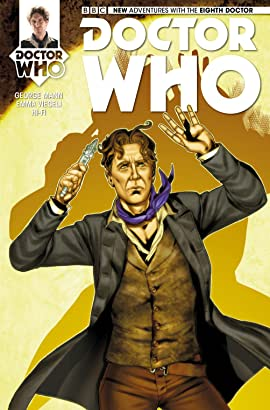 Doctor Who: The Eighth Doctor #2