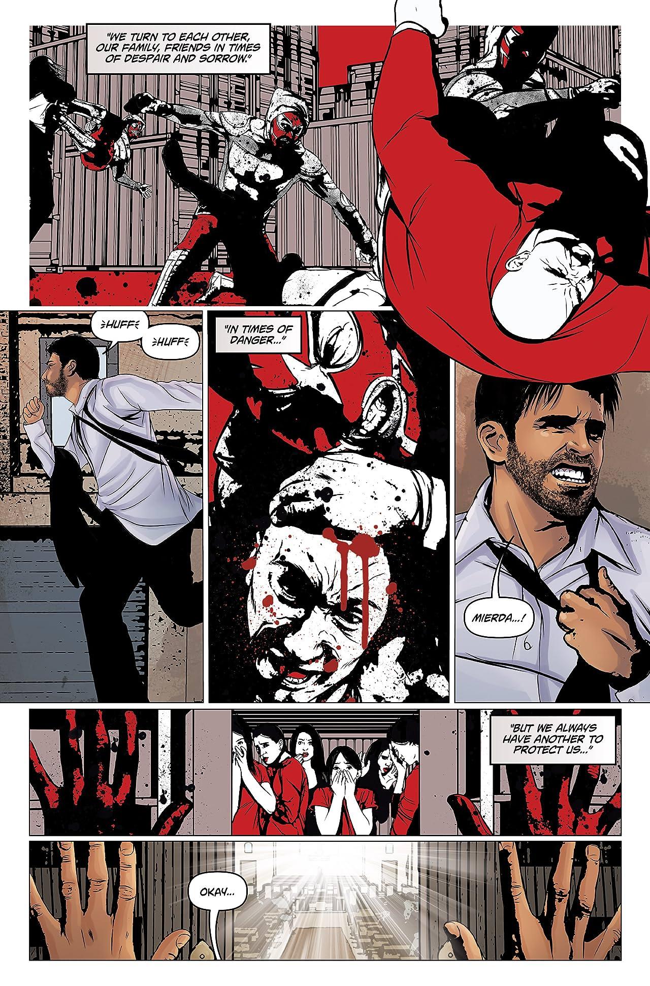 Heroes: Vengeance #3