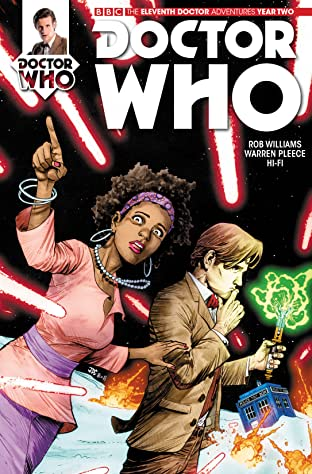 Doctor Who: The Eleventh Doctor No.2.4