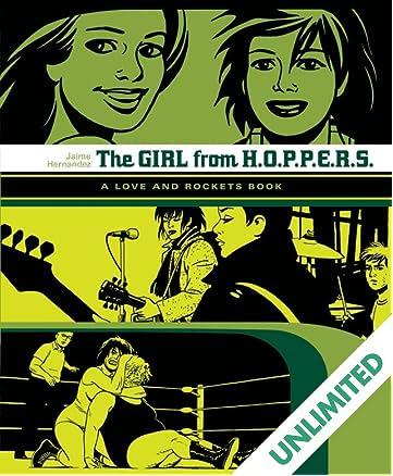 The Girl From H.O.P.P.E.R.S.: The Love & Rockets Library - Locas Book 2