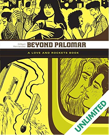 Beyond Palomar: The Love & Rockets Library - Palomar Book 3