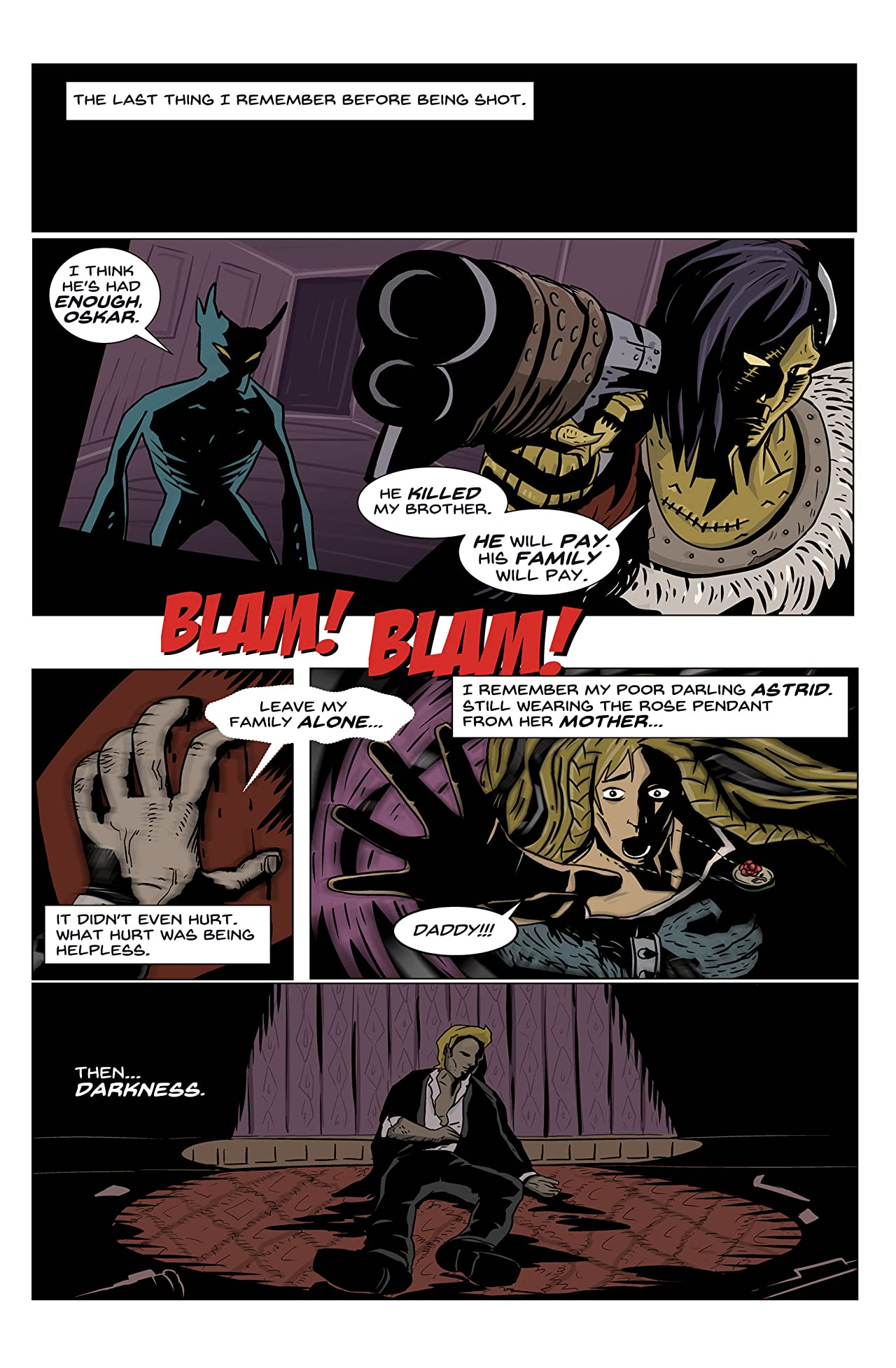 Monstrous #2