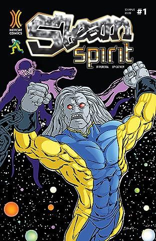 Steam Spirit #1