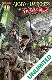 Army of Darkness vs. ReAnimator #1