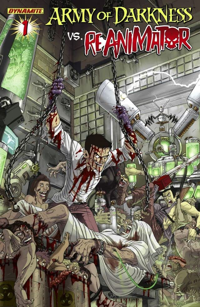 Army of Darkness vs. ReAnimator #1