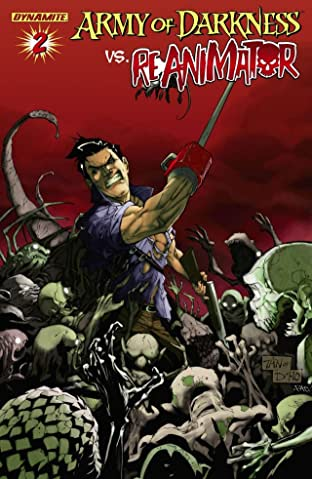 Army of Darkness vs. ReAnimator #2