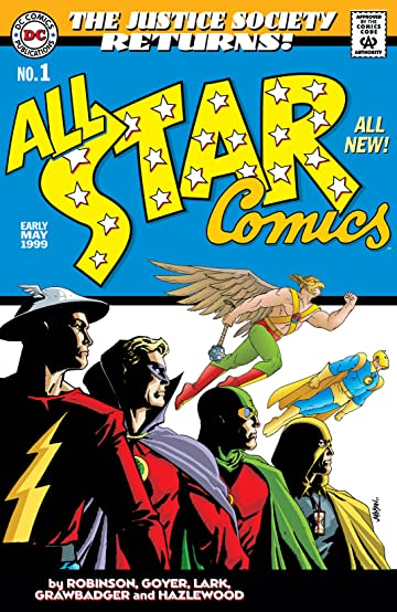 All-Star Comics (1999) #1