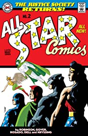 All-Star Comics (1999) #2