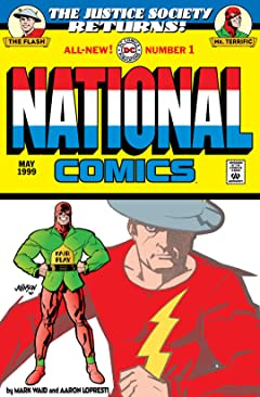 National Comics (1999) #1