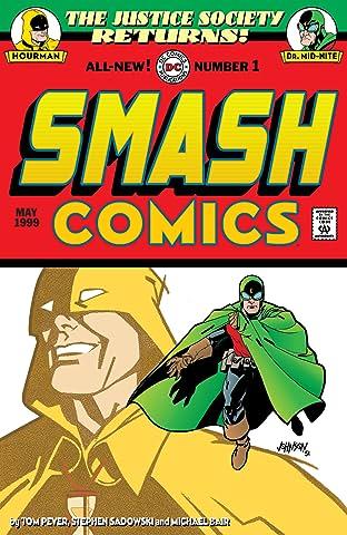 Smash Comics (1999) #1