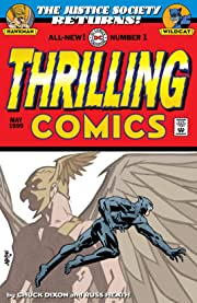 Thrilling Comics (1999) #1