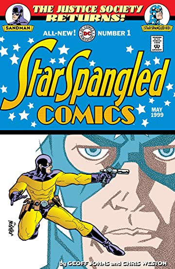 Star Spangled Comics (1999) #1