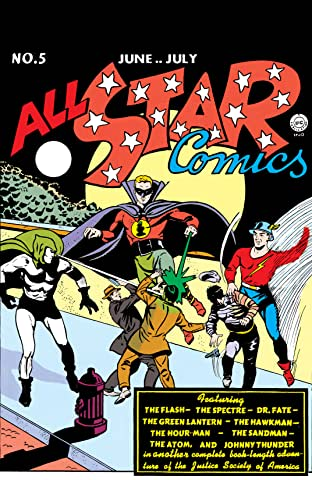 All-Star Comics #5
