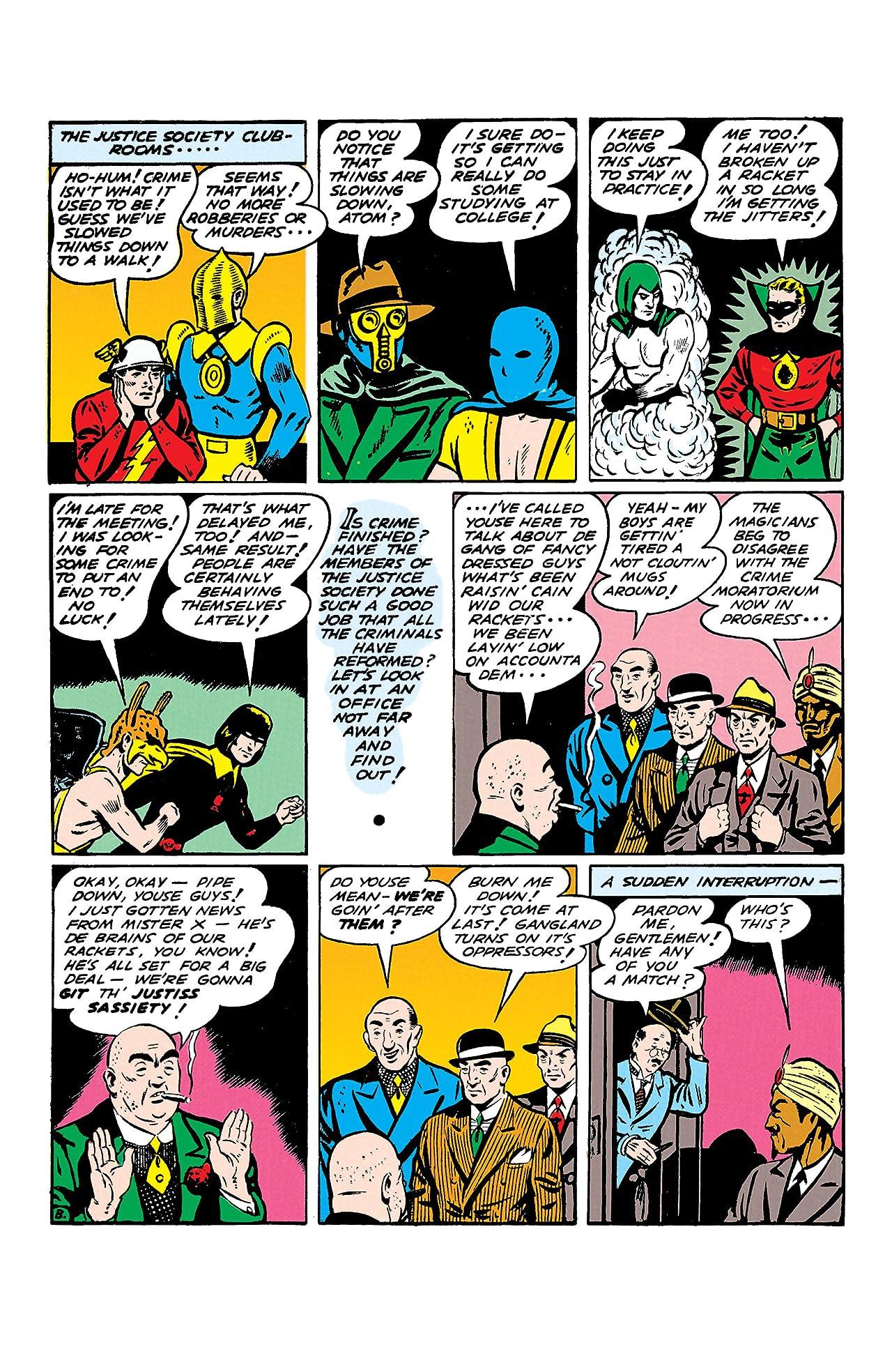 All-Star Comics #5