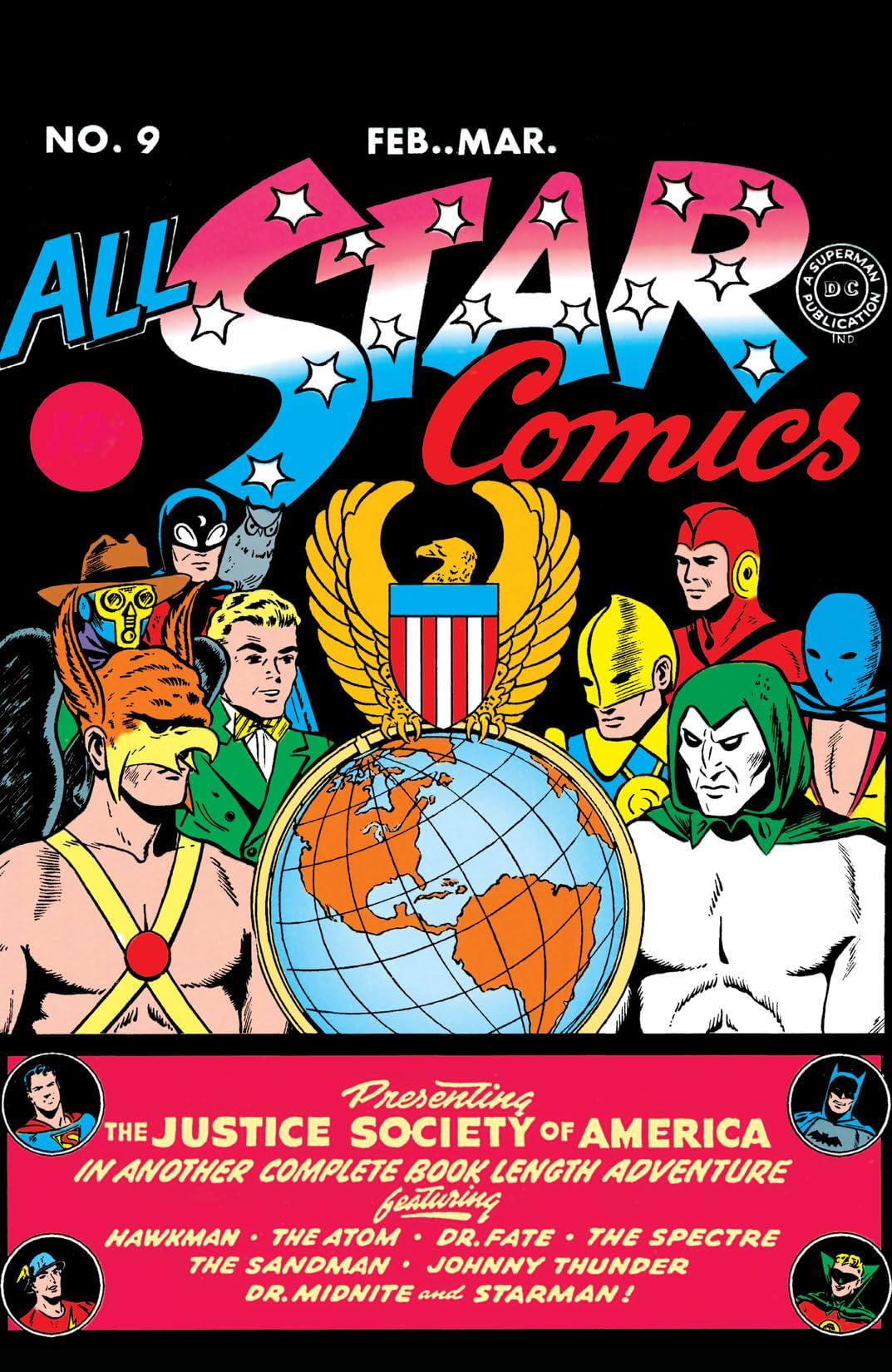 All-Star Comics #9