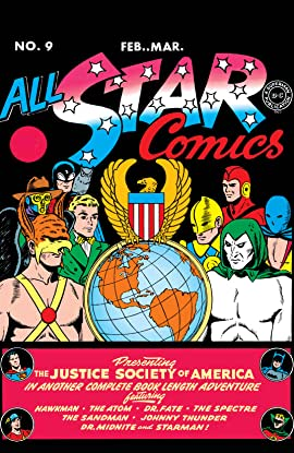 All-Star Comics #9