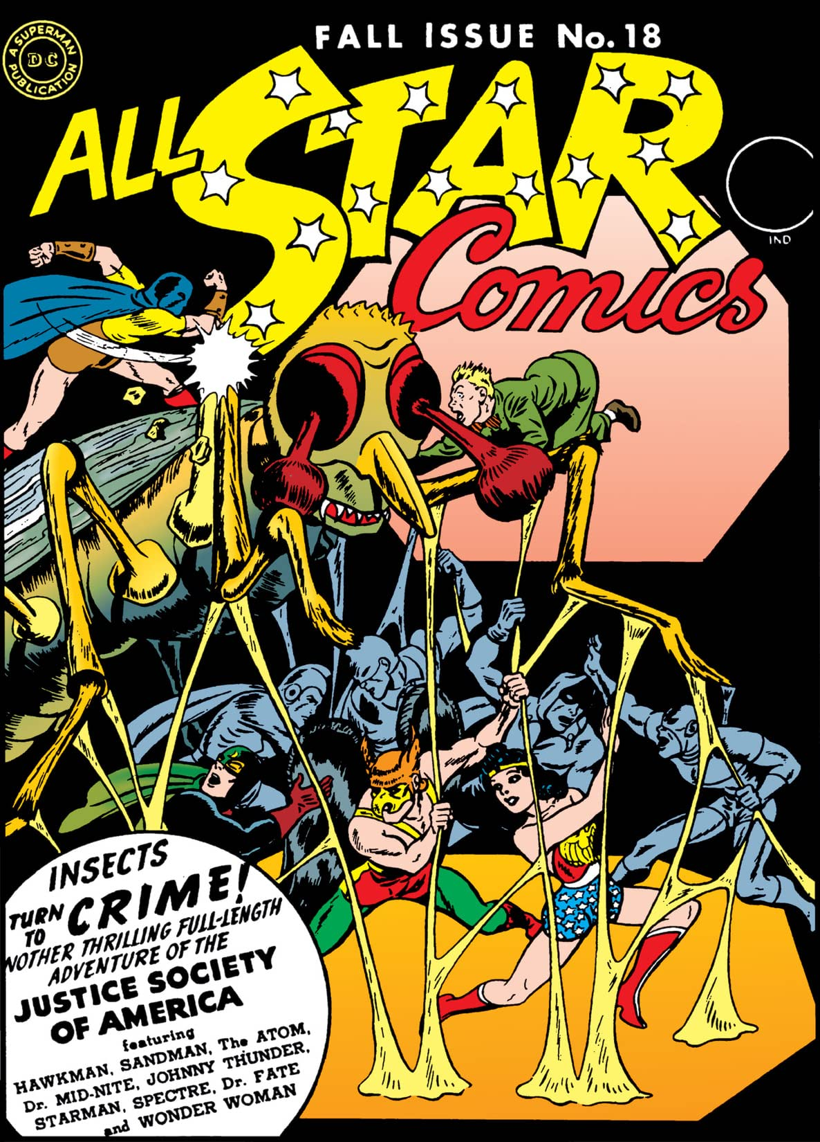 All-Star Comics #18