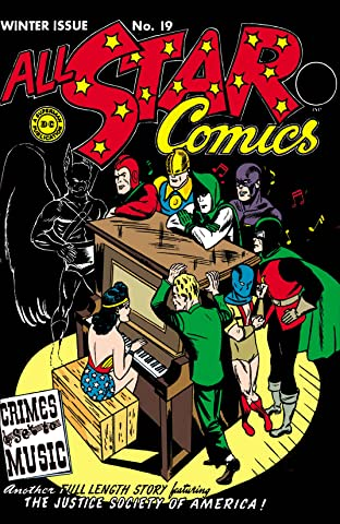 All-Star Comics #19
