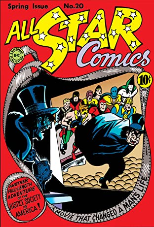 All-Star Comics #20