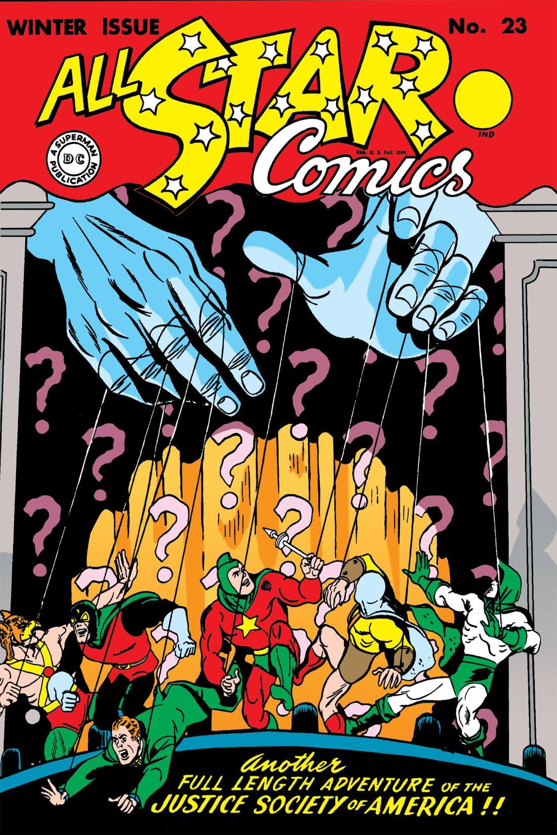 All-Star Comics #23