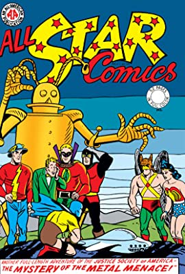 All-Star Comics #26