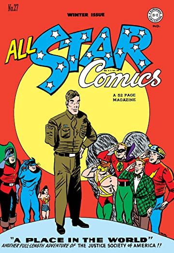 All-Star Comics #27