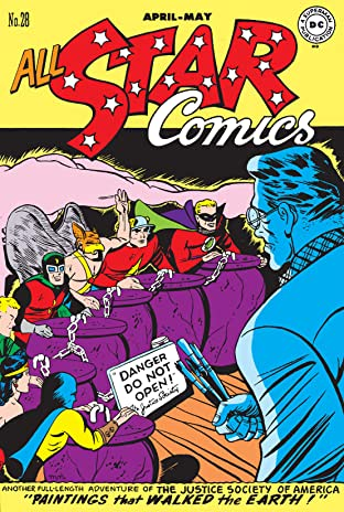All-Star Comics #28