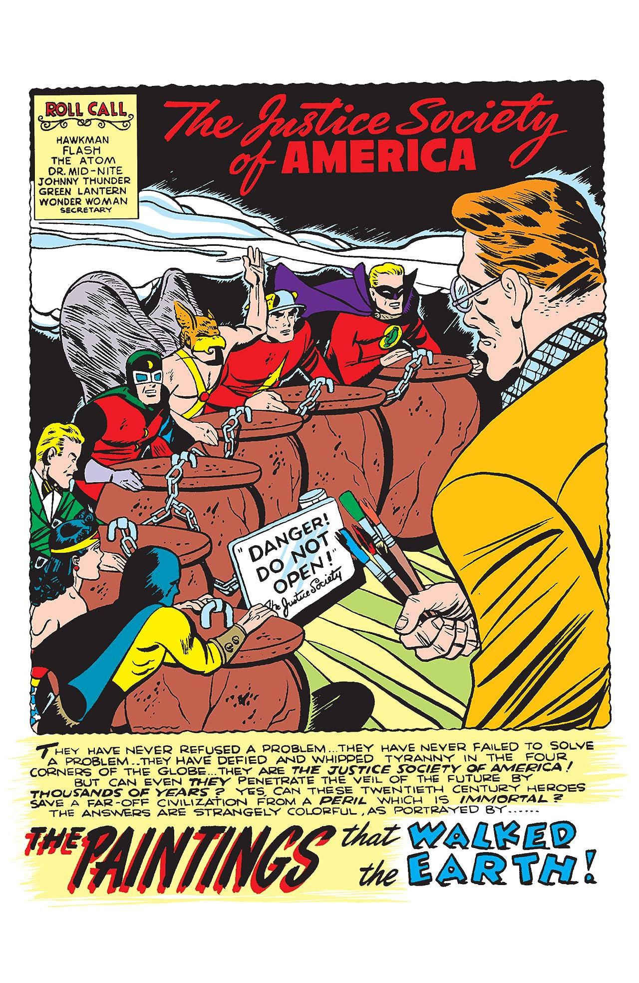 All-Star Comics #28