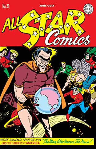 All-Star Comics #29