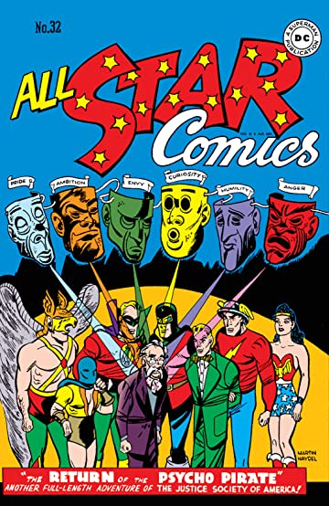 All-Star Comics #32