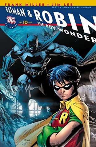 All Star Batman and Robin, The Boy Wonder #10