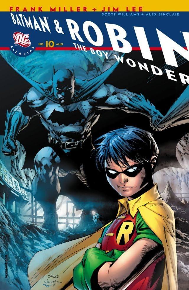 All Star Batman and Robin, The Boy Wonder #10