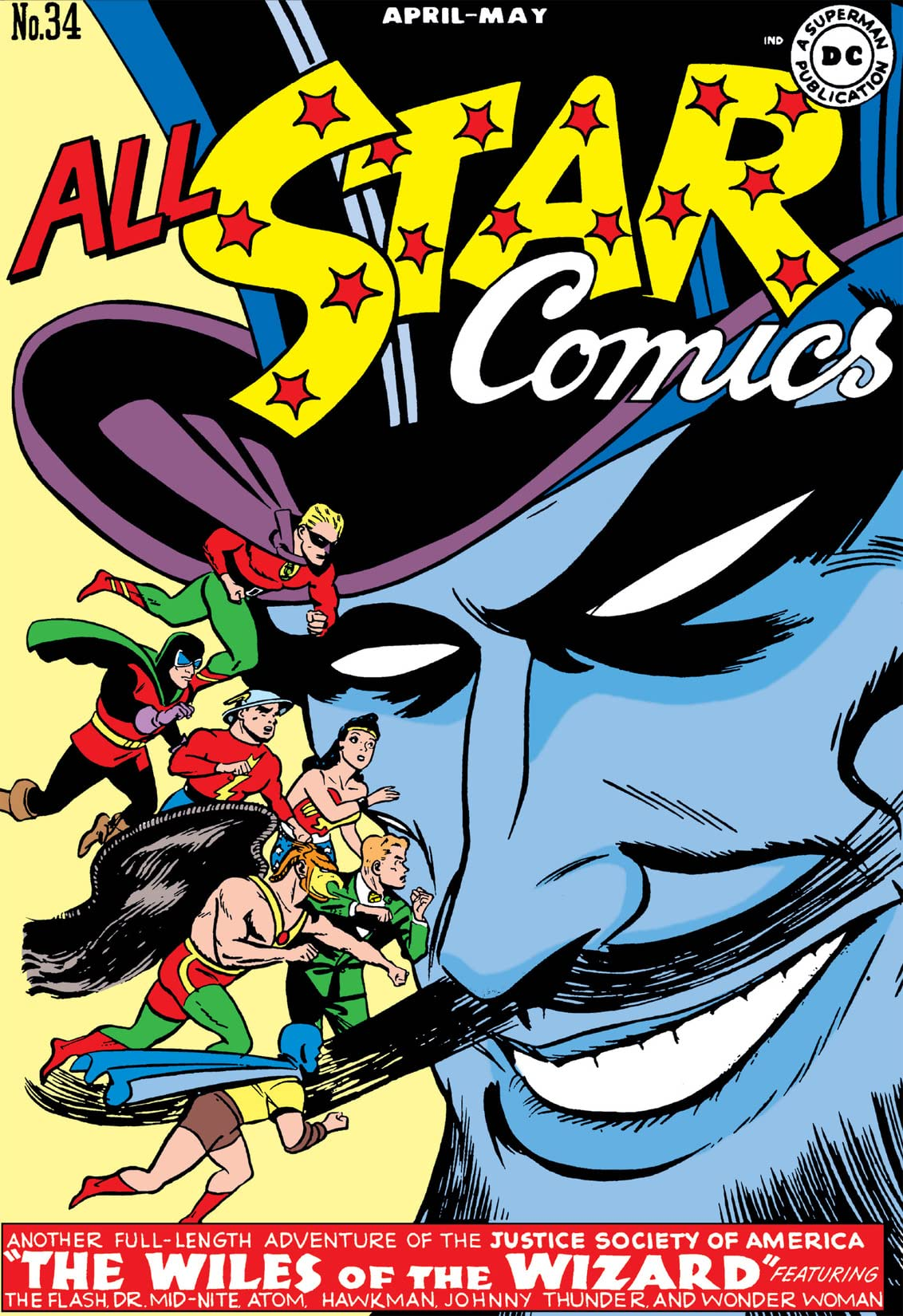 All-Star Comics #34