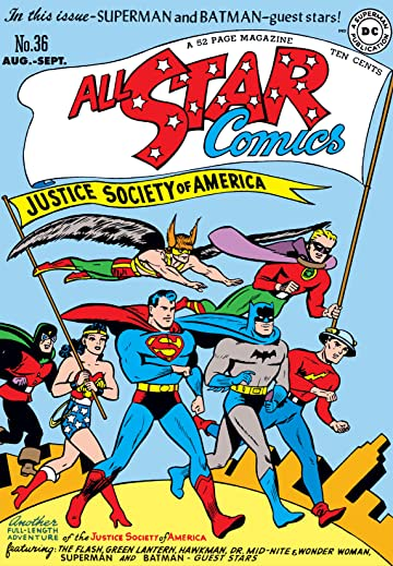 All-Star Comics #36