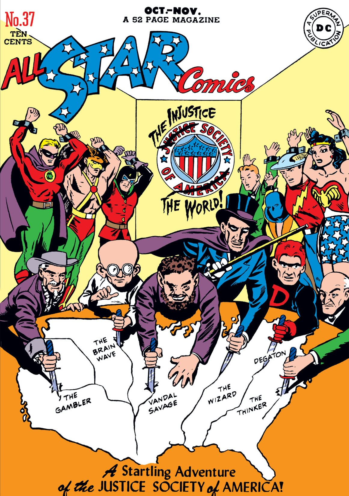 All-Star Comics #37