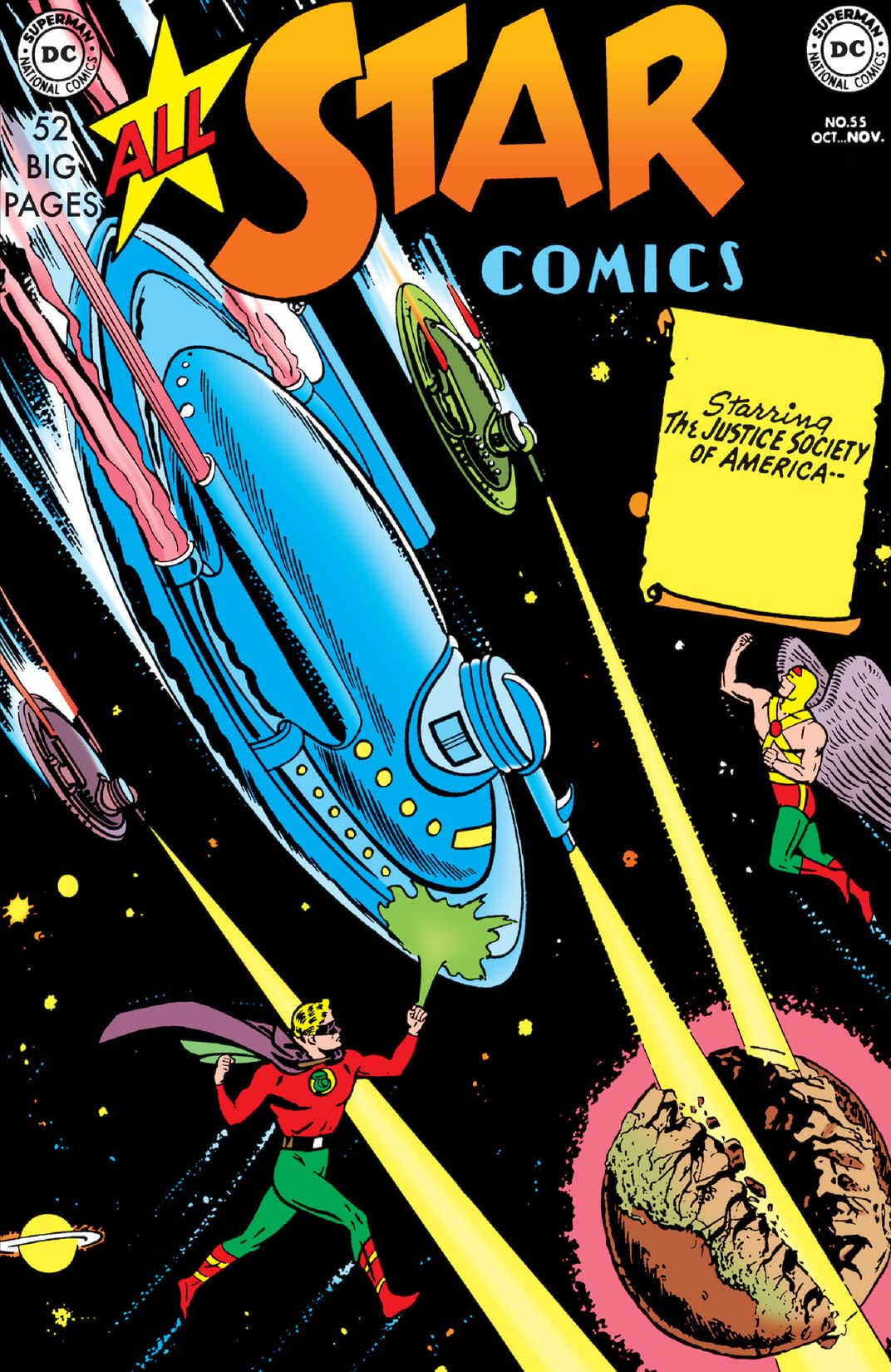 All-Star Comics #55
