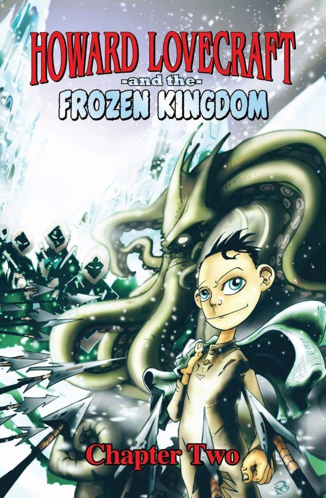 Howard Lovecraft and the Frozen Kingdom #2