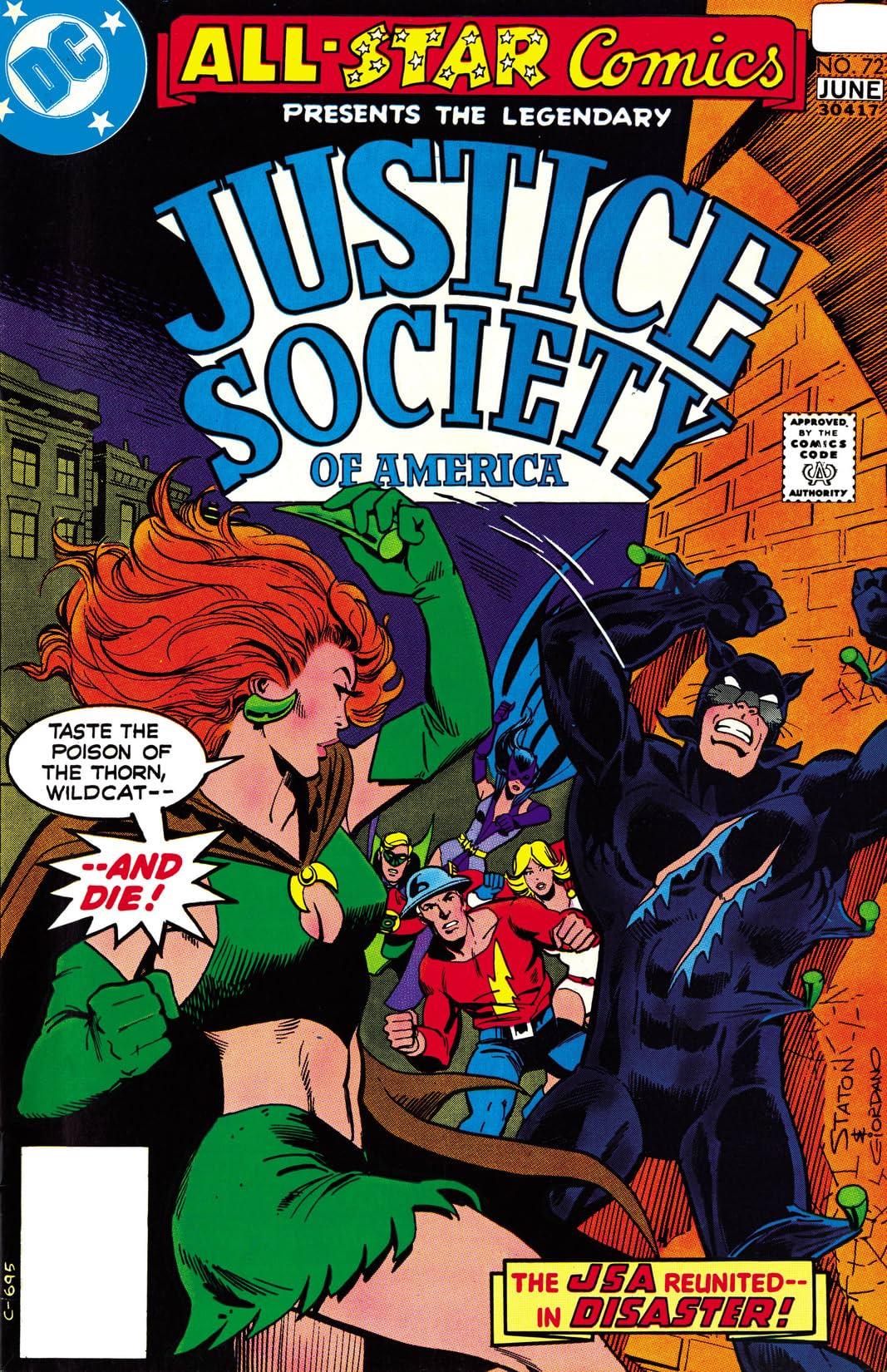 All-Star Comics #72