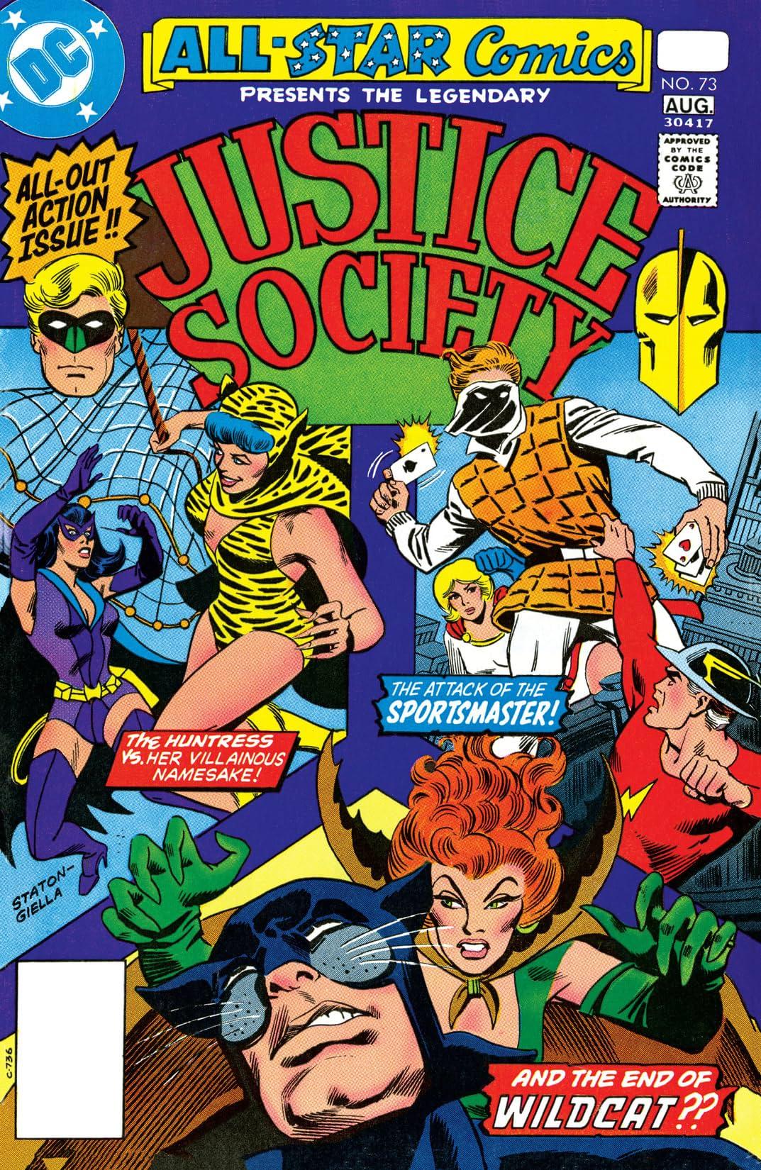 All-Star Comics #73