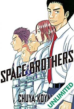 Space Brothers Vol. 3