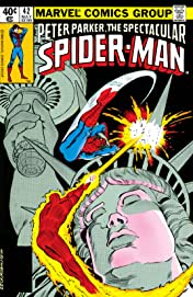 Peter Parker, The Spectacular Spider-Man (1976-1998) #42