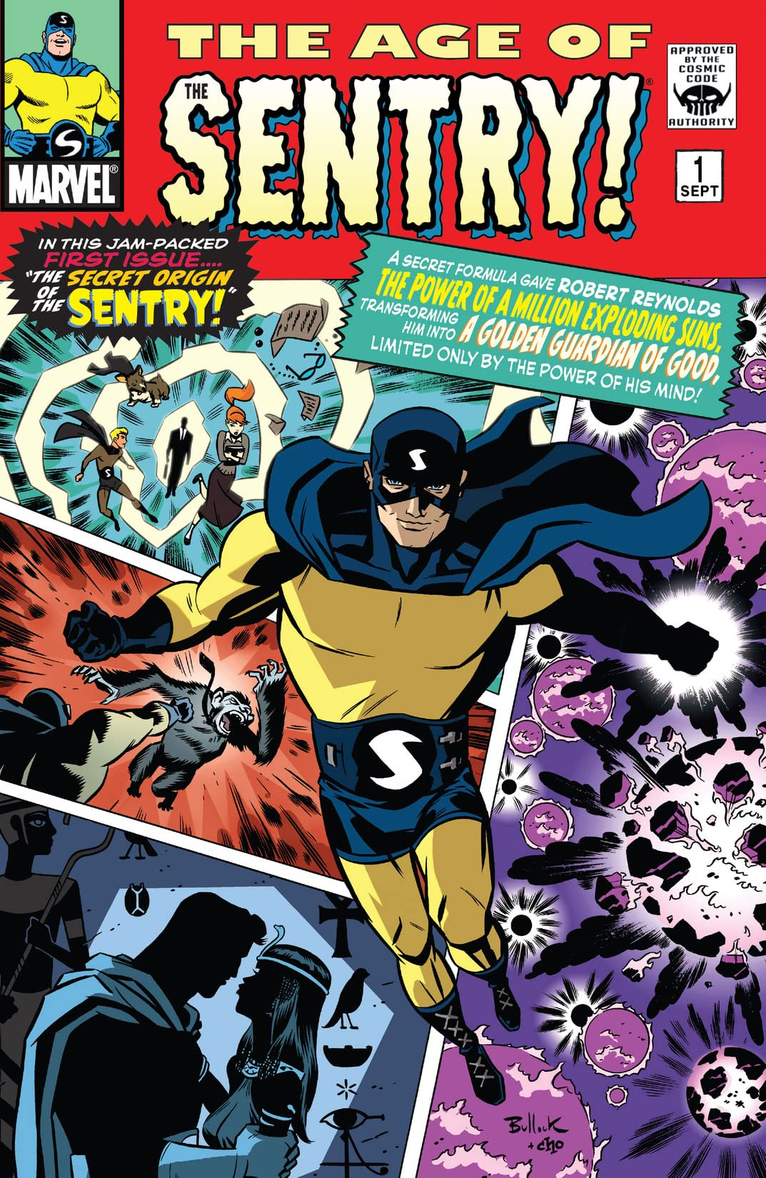 The Age Of The Sentry (2008-2009) #1 (of 6) - Comics by comiXology