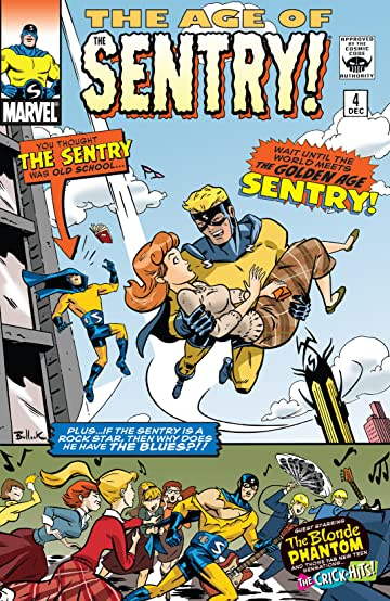 The Age Of The Sentry (2008-2009) #4 (of 6)