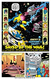 The Age Of The Sentry (2008-2009) #5 (of 6)