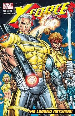 X-Force (2004-2005) #1