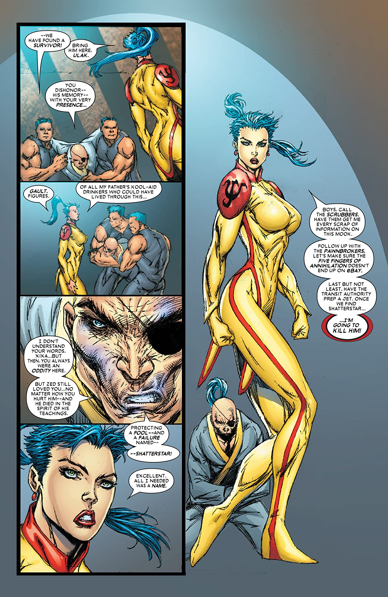 X-Force (2004-2005) #3