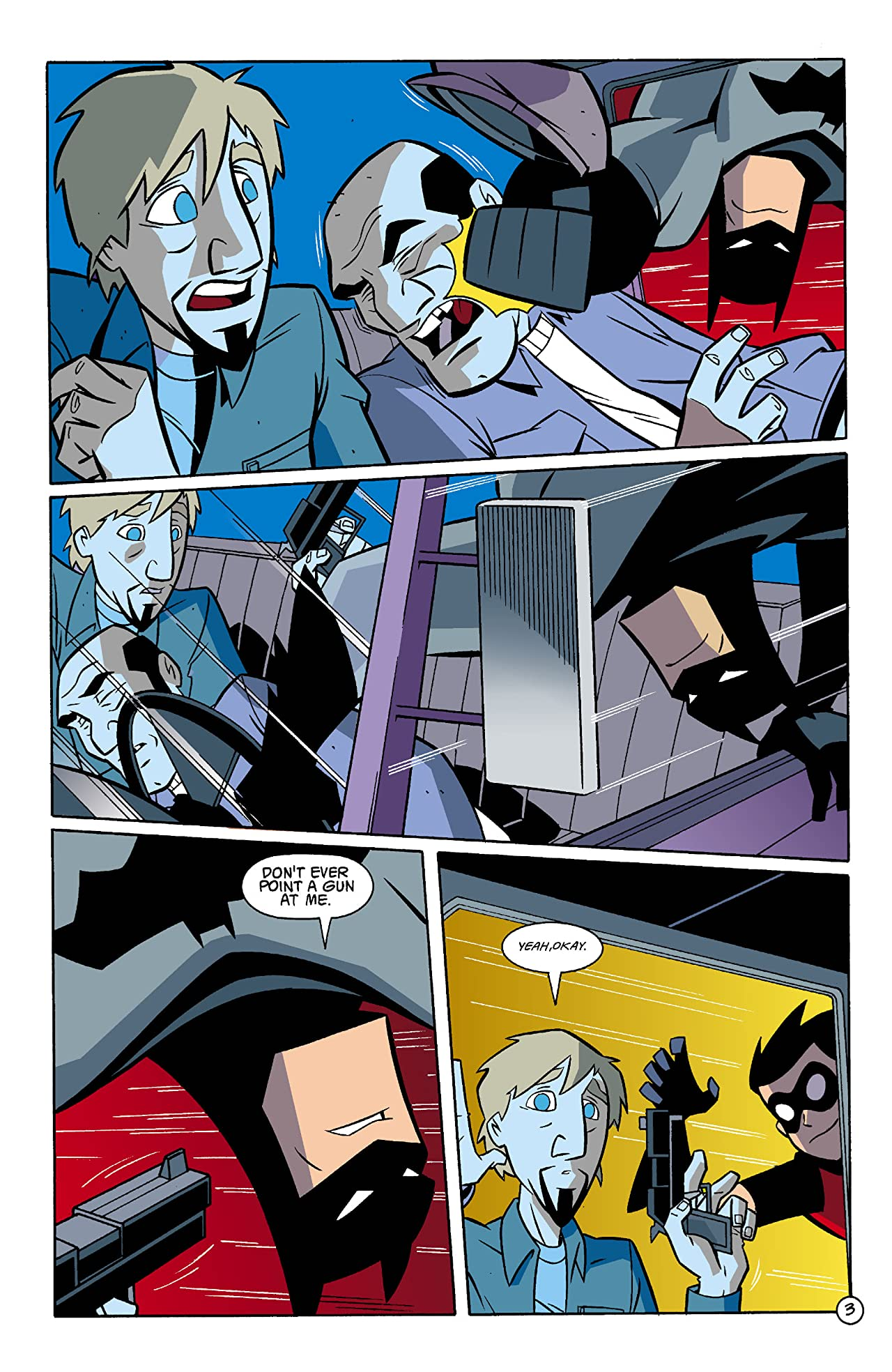 Batman: Gotham Adventures #20