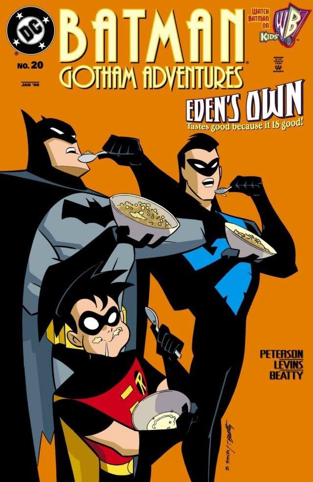 Batman: Gotham Adventures #20