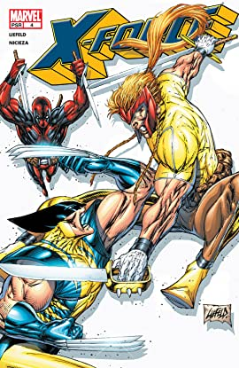 X-Force (2004-2005) #4